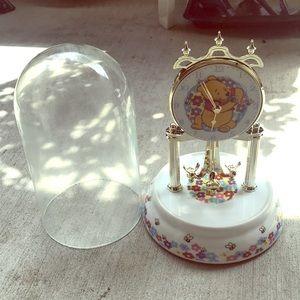 Winnie the Pooh dome clock